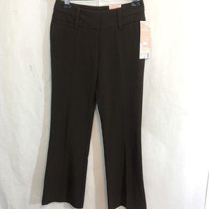 "Maurices Womens Trousers 29"" Waist Short Inseam"
